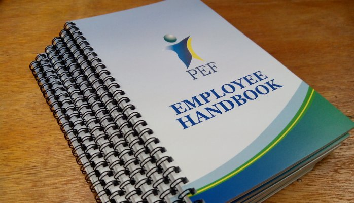 Employee Handbook Personnel Policy Manual